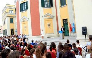 21 nxënësit e shkëlqyer të Tiranës