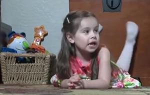 3-vjeçarja Alice Amos, fëmija më inteligjent në botë?!