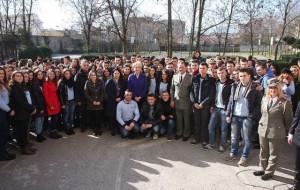 Kodheli fton gjimnazistët t'u bashkohen Forcave të Armatosura