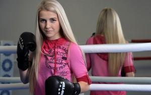 Fabiana, boksierja shqiptarja luan për titullin kampion