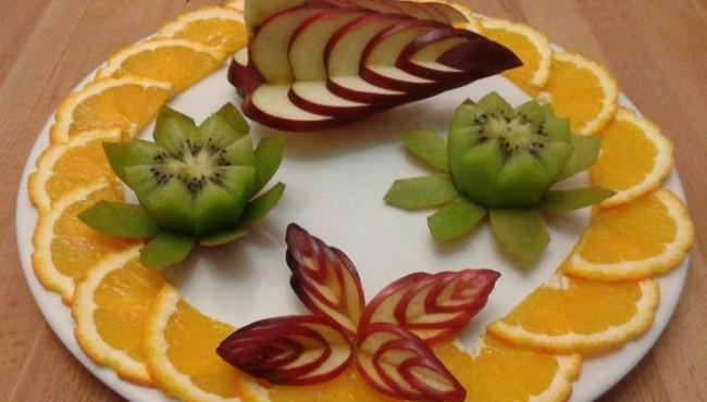Ju sjellim disa ide për dekorimin e pjatave - Portali Shkollor