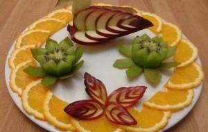 Ju sjellim disa ide për dekorimin e pjatave
