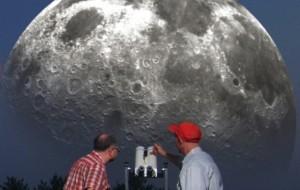 Ja çfarë do të ndodhë nëse hëna godet tokën