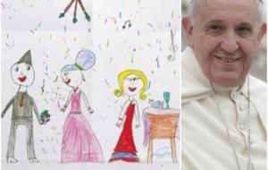 Papa Françesku i përgjigjet letrës së 6-vjeçares shqiptare