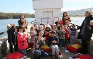 """ALBAS organizoi aktivitetin """"Parku dhe libri"""""""