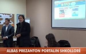 ALBAS prezanton librin digjital në Maqedoni