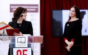 "Rita Petro rrëmben çmimin Kombëtar ""Lumo Skëndo"""