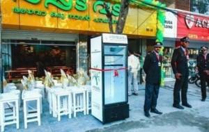 Një frigorifer me ushqime falas për të gjithë të varfërit