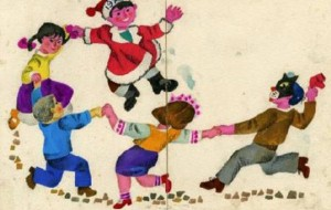 """""""1000 penelata në telajo"""", GKA fton fëmijët në festën e ngjyrave"""