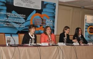 U mbajt takimi inicues për Raportin Kombëtar PISA 2015