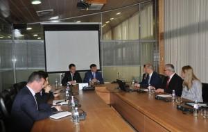 Arsimi profesional, ministri Bajrami takim me ekspertë nga Zvicra