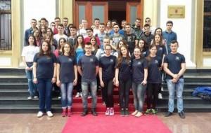 Liderët e së ardhmes në Kuvendin e Shqipërisë