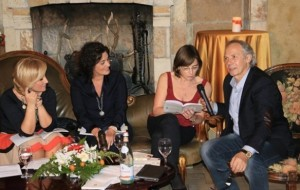 Poezi, verë franceze dhe tinguj pianoje... një mbrëmje nga Rita Petro