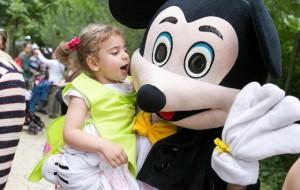 Inaugurohet këndi i lojërave për fëmijë tek Liqeni Artificial