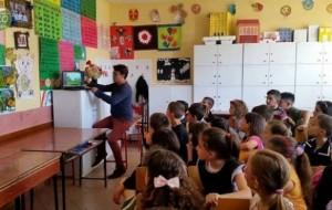 Shkodër, nxënësit e ciklit të ulët diskutojnë për mjedisin
