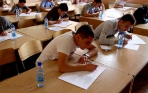 40.392 maturantë i nënshtrohen provimit të gjuhës dhe letërsisë
