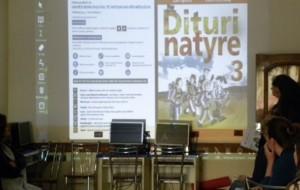 E-libri shkollor Albas bashkëbisedim me mësuesit  në Shkodër