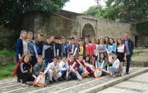 Nxënësit e klasës së gjashtë vizitë në Kalanë e Tiranës