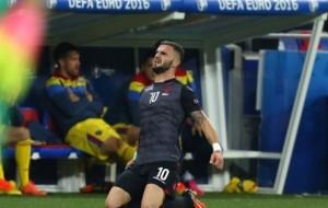 EURO 2016, fitorja historike mban emrin Armando Sadiku