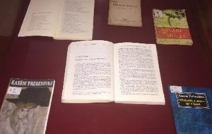 "Çelet ekspozita ""Kasëm Trebeshina - 1926"""