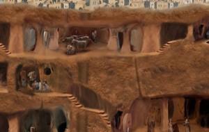 Derinkuyu, qyteti i nëndheshëm 3000-vjeçar