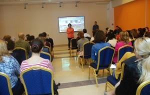 Albas vijon trajnimet e mësuesve me intensitet