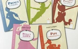 Seria e klasikëve për fëmijë vjen e re dhe e freskët