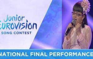Klesta përfaqëson Shqipërinë në Junior Eurovision