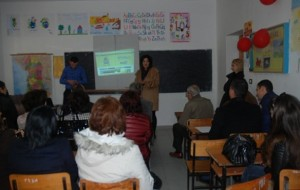Libri digjital, Albas prezanton orë model në shkolla