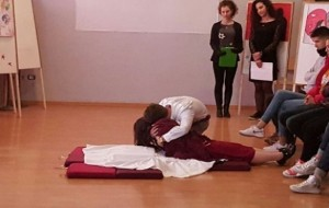 """""""Romeo dhe Zhuljeta"""" nën interpretimin e gjimnazistëve"""