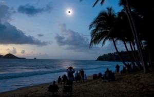 Eklipsi i diellit, si ndodh ky fenomen?