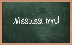 """Gëzuar """"7 Marsin"""" të gjithë bartësve të dijes!"""