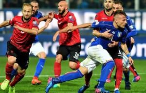 Shqipëria humbet përballë Italisë