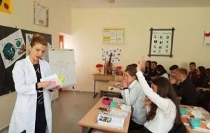 Ditari i një ore mësimi, lënda qytetari, klasa e X-C