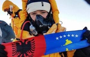 Alpinistja nga Kosova pushton malin Everest