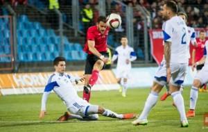 Shqipëria humbet përballë Luksemburgut
