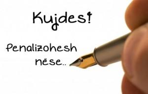 Testimi i gjuhës së huaj, ndëshkohen 12 maturantë