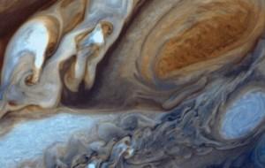 NASA publikon imazhe të vrimës së madhe të kuqe