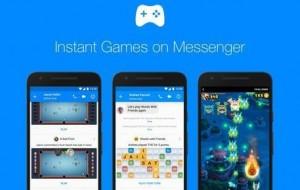 Në messenger tani vjen Instant Games