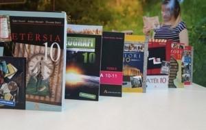 Librat falas, përfitues edhe familjet me tre fëmijë