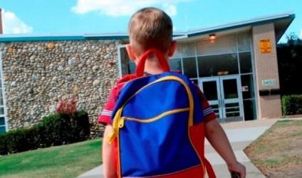 Dita e parë e shkollës në Kosovë