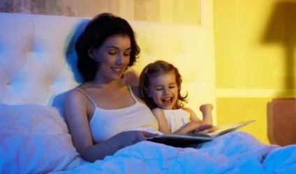 Udhëtimi më i bukur për një fëmijë është libri…