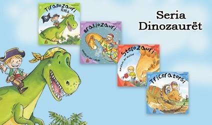 """Dinozaurët"""
