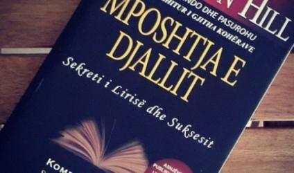"""""""Mposhtja e Djallit"""", sekreti i lirisë dhe suksesit"""