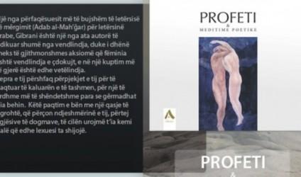 Profeti & meditime poetike