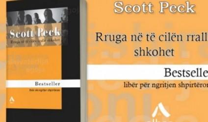 """""""Rruga në të cilën rrallë shkohet"""", Scott Peck"""