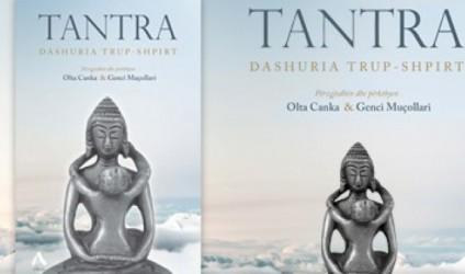 """""""Tantra"""", dashuria trup-shpirt"""