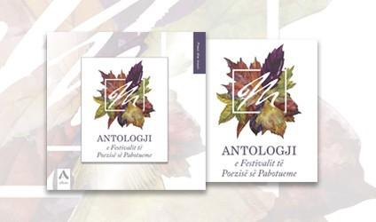 """Promovohet libri """"Antologji e Festivalit të Poezisë së Pabotueme"""""""