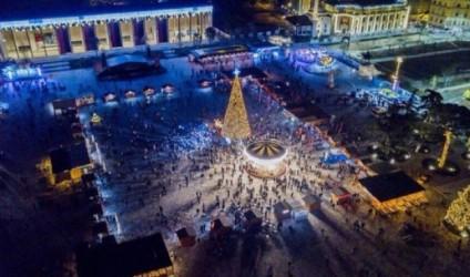 Tirana përgatitet për natën e ndërrimit të viteve