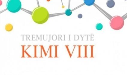 Tremujori i dytë, plani për lëndën kimi VIII